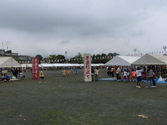 曇り空の下、暑くなくちょうど良かった「第46回 今泉地区体育祭」_f0141310_721278.jpg