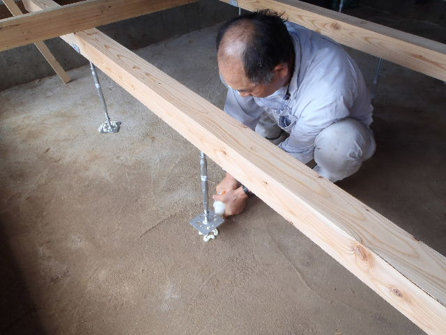 紫波町 農家住宅2世帯リフォーム工事 進行中。_f0105112_6232818.jpg
