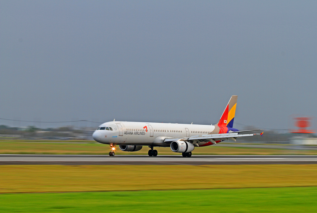 ASIANA AIRLINS。_b0044115_12481290.jpg