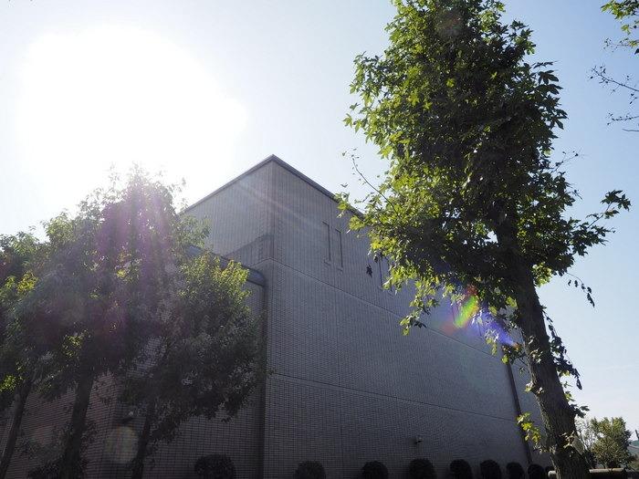 佐伯区民文化センター&五日市中央公園_c0116915_225527.jpg