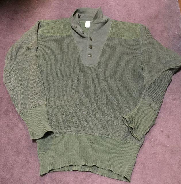 アメリカ仕入れ情報#70 50's ミリタリーセーター!_c0144020_1413857.jpg