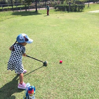 ゴルフ!_a0118722_1024963.jpg
