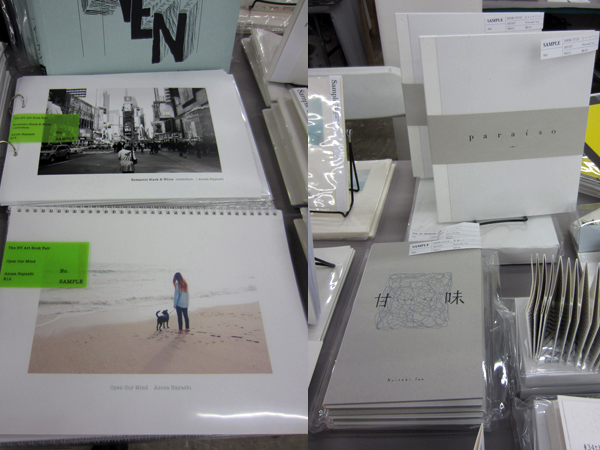 THE NY ART BOOK FAIR at PS1_PEPPER'S  BOOTH_c0096440_7492043.jpg