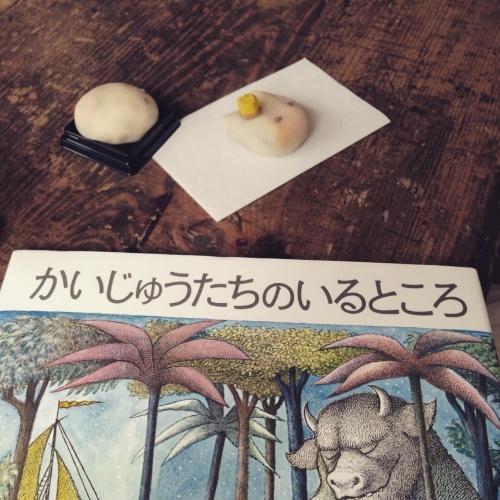 ワークショップ「和菓子にさわる。読書の秋。」開催_c0328441_16581347.jpg