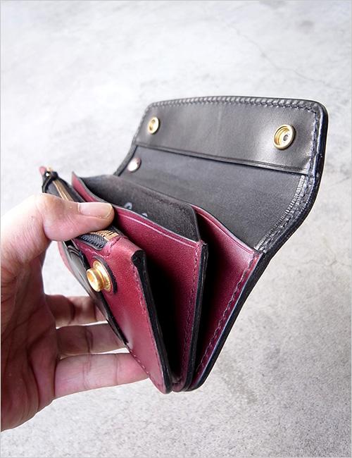 Trucker wallet Studs kustom_e0166142_1251945.jpg