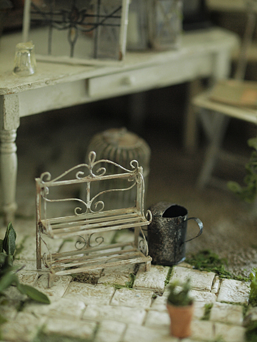 miniature* Garden と、ママ友達。_e0172847_09563227.jpg
