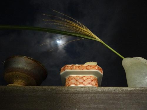 中秋の名月とスーパームーン♪_e0240147_15501533.jpg