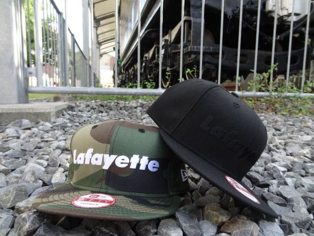 Lafayette × NEW ERA LOGO 9FIFTY SNAPBACK CAP!!!_a0221253_191551100.jpg