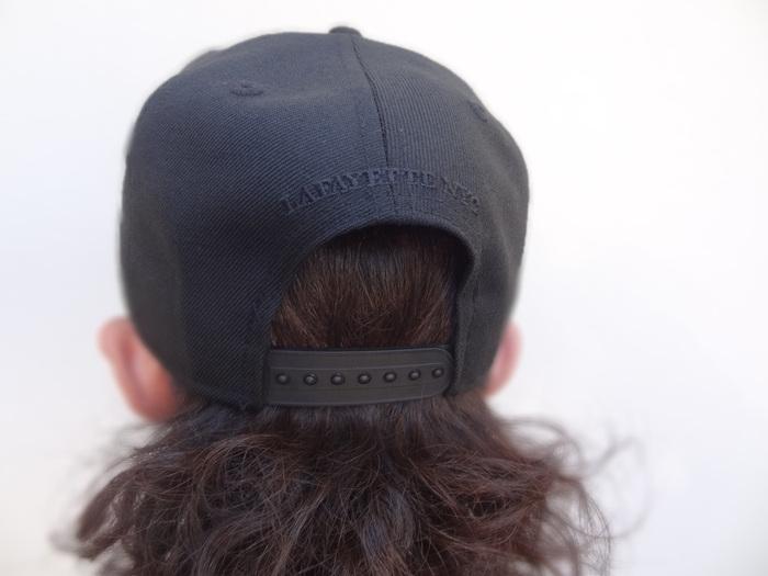 Lafayette × NEW ERA LOGO 9FIFTY SNAPBACK CAP!!!_a0221253_1920145.jpg