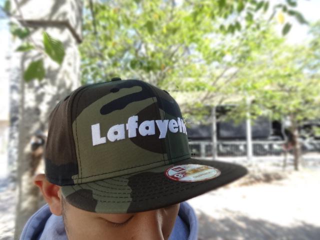 Lafayette × NEW ERA LOGO 9FIFTY SNAPBACK CAP!!!_a0221253_1922018.jpg