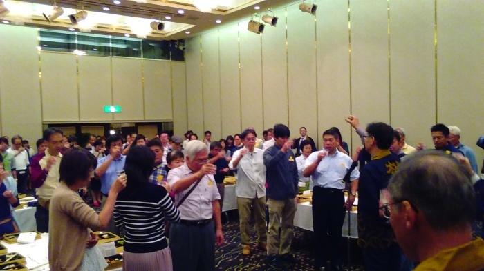 「第2回 松の司を楽しむ会 in 草津エストピアホテル」が行われました。_f0342355_17362345.jpg