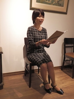 Swimmy朗読ライブ@クロロッポ vol,3_e0088256_052061.jpg