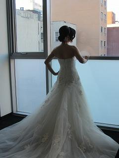 同じ結婚記念日の花嫁さん^^_b0209691_16523238.jpg