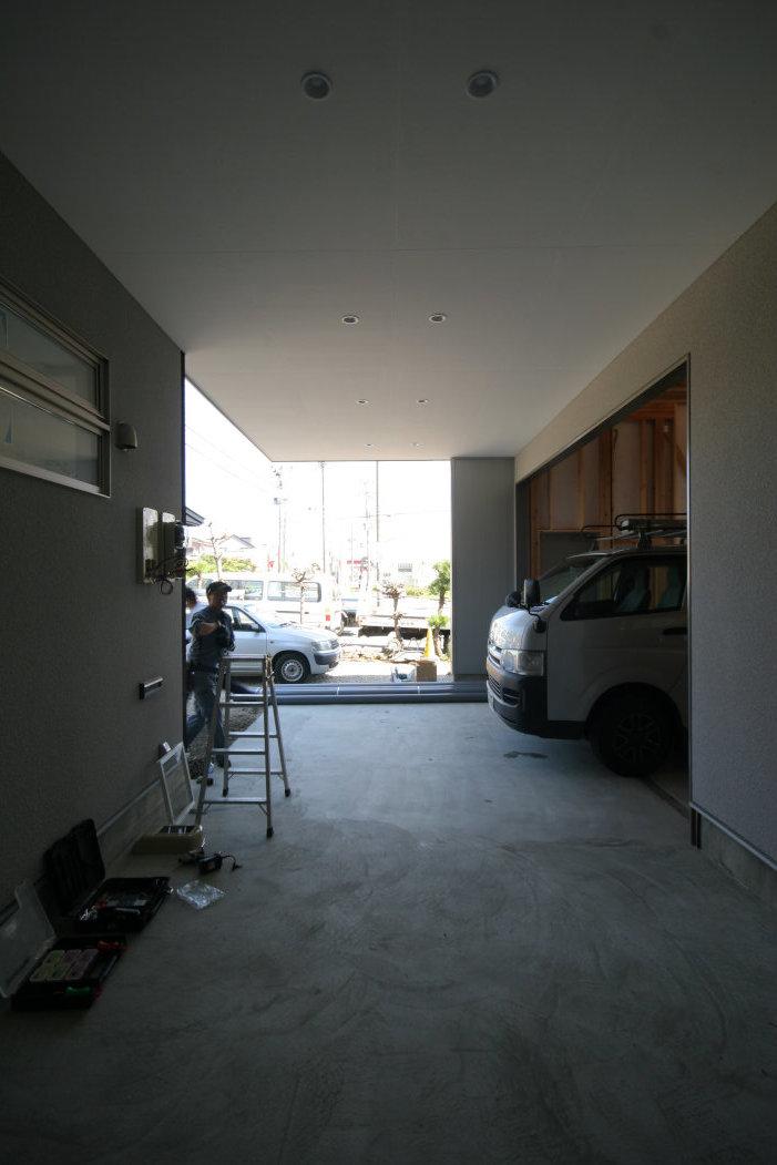建築工事終了 テクトン・サービス_b0349892_08420135.jpg