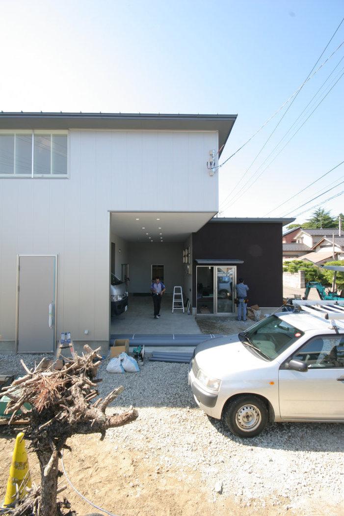 建築工事終了 テクトン・サービス_b0349892_08420181.jpg