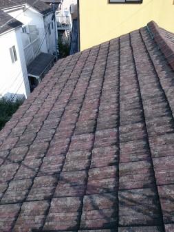 板橋区の徳丸で、瓦屋根雨漏り修理工事_c0223192_22373165.jpg