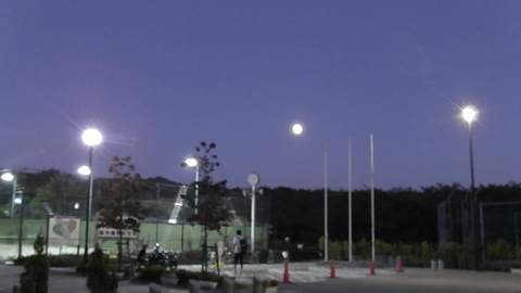 ゆるUNO 9/27(日) at 男山レク_a0059812_14325137.jpg