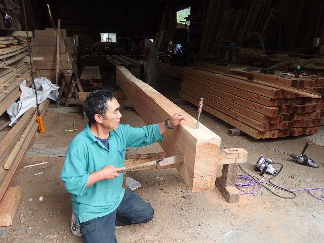 緑ヶ丘 増改築リフォーム工事 進行中。_f0105112_632837.jpg
