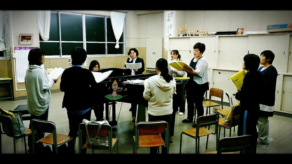 お寺コンサート リハ♪_e0239118_21551000.jpg