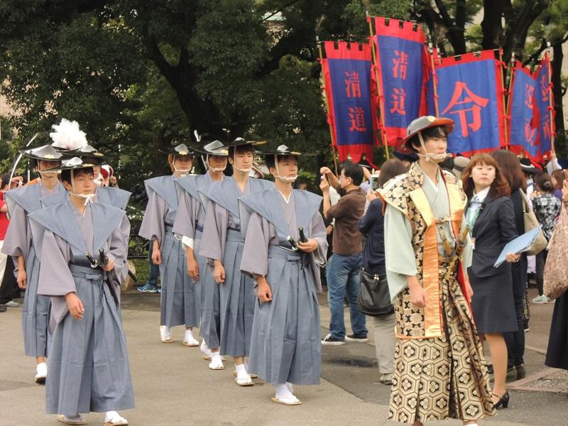 日韓交流おまつり in Tokyo での朝鮮通信使行列の様子をお知らせします_b0280244_15335428.jpg