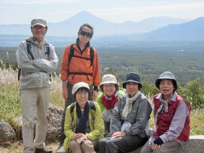 富士見高原で富士を見る♪_f0019247_22554635.jpg