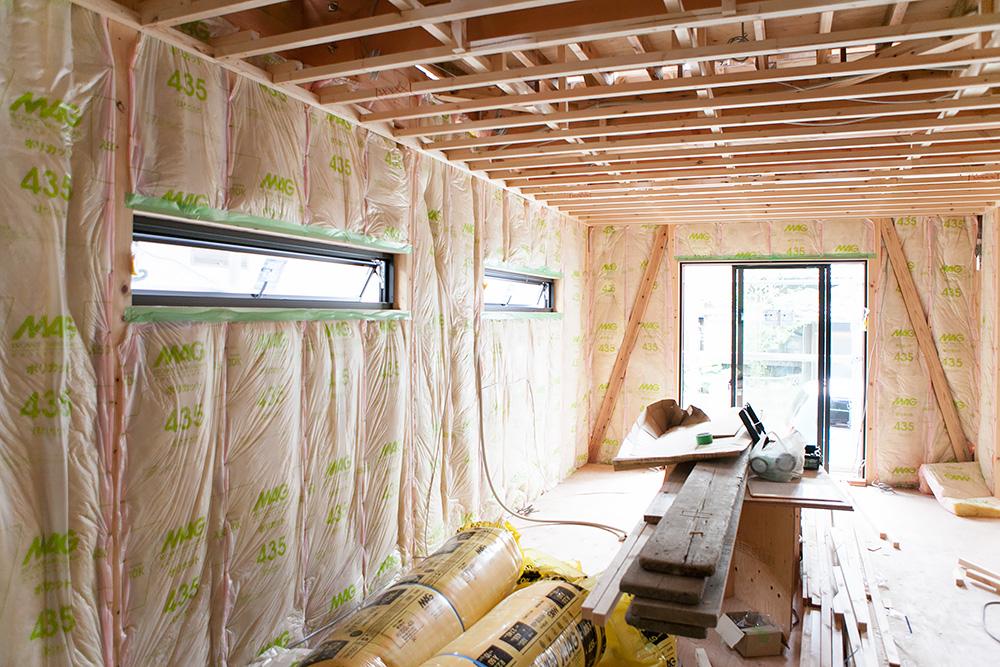 狭小地に建てるゆったり空間の家─その3─_a0163962_2091053.jpg