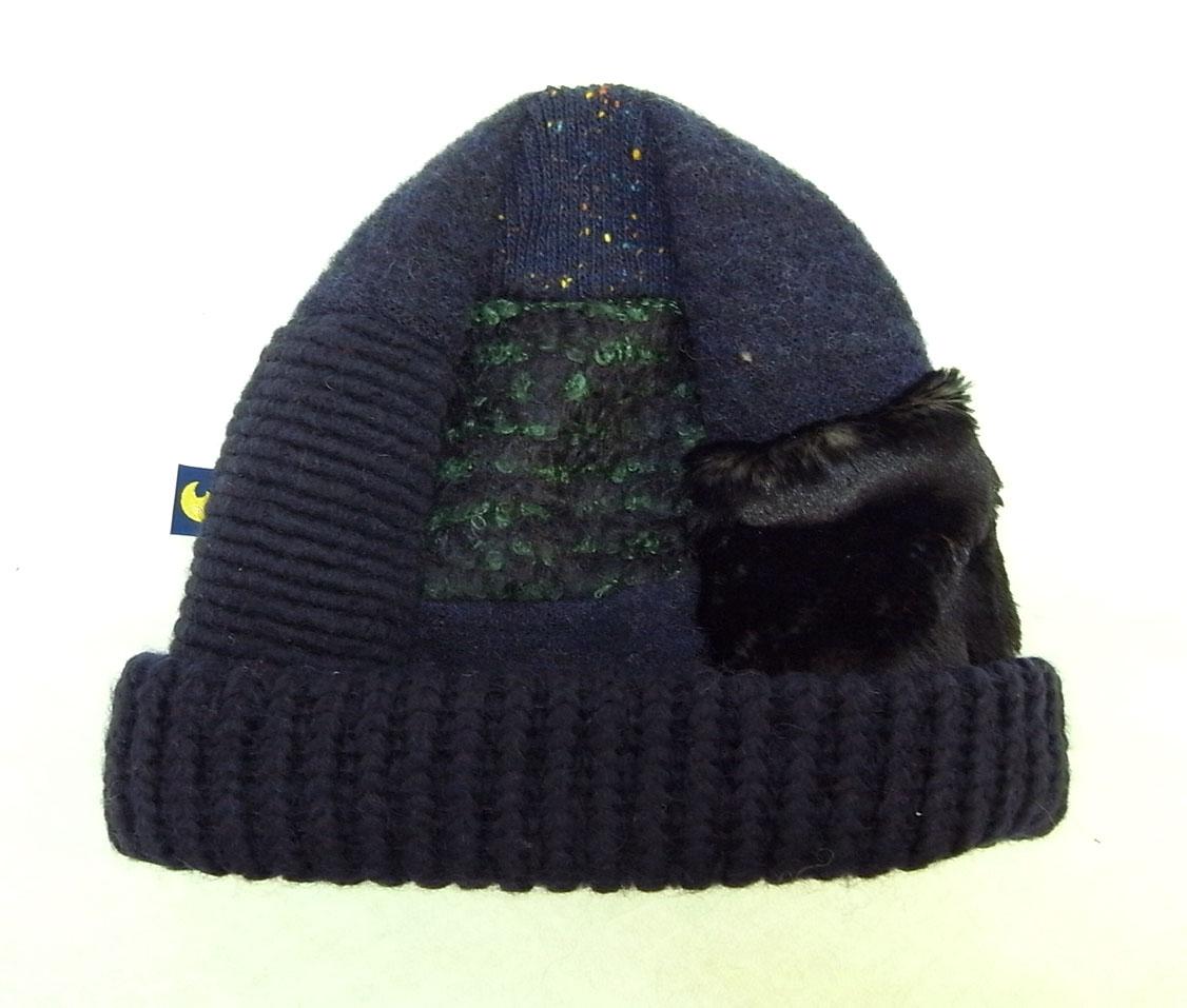 欲しかったニット帽_e0008674_1004057.jpg