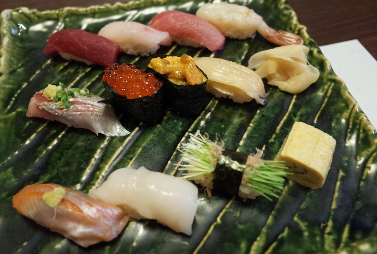 函館お寿司食べ比べ 「木はら」VS「梅乃寿司」_c0188784_23142226.jpg