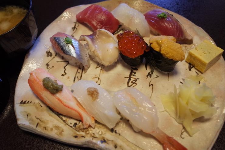 函館お寿司食べ比べ 「木はら」VS「梅乃寿司」_c0188784_23190146.jpg