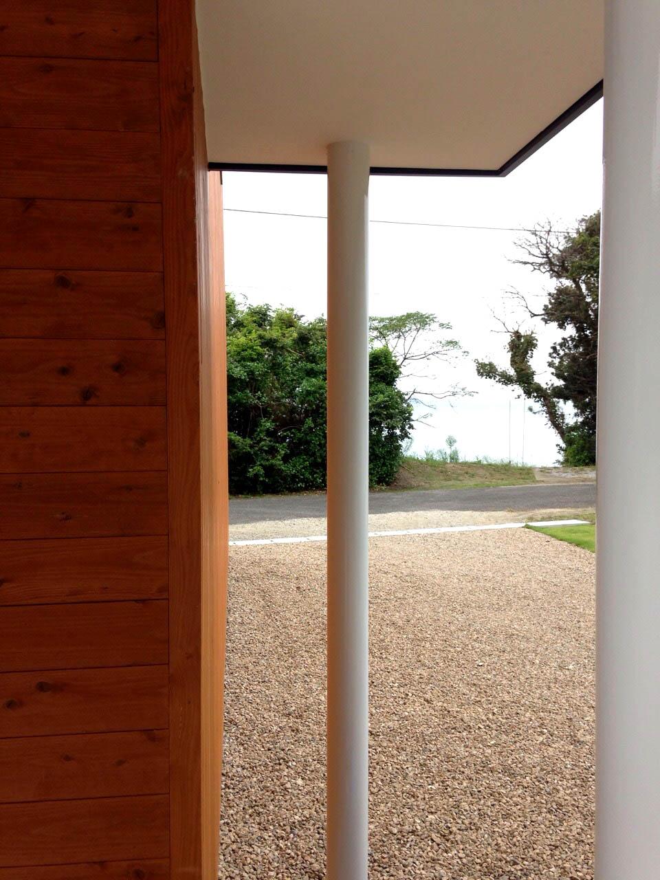 海岸の家 変更と仕上げ_f0171785_14272994.jpg