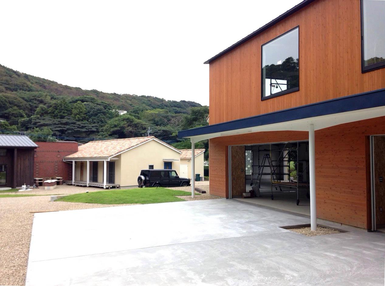 海岸の家 変更と仕上げ_f0171785_145109.jpg