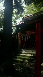 栗川稲荷神社・神明神社へ参拝_f0168392_21520304.jpg