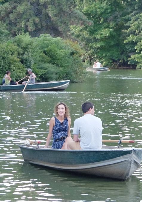 やっぱり水辺は癒されますね~セントラルパークのThe Lake周辺の様子_b0007805_2257154.jpg