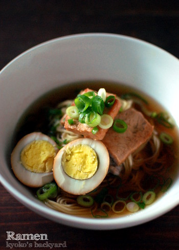 豚骨スープで、マルタイラーメン・スープ・お粥_b0253205_01382173.jpg
