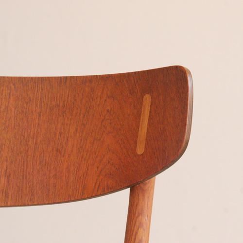 『Dining Chair(Teak&Oak)』_c0211307_14573663.jpg