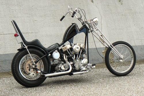 \'52 FL PANHEAD Chopper_b0160319_11552186.jpg