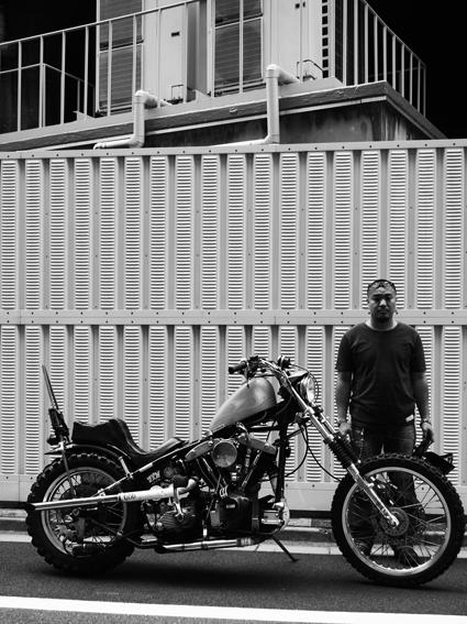 5COLORS「君はなんでそのバイクに乗ってるの?」#99_f0203027_1813020.jpg