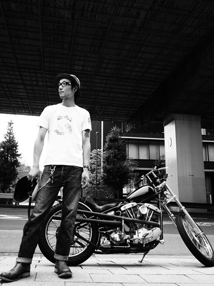5COLORS「君はなんでそのバイクに乗ってるの?」#99_f0203027_18164893.jpg