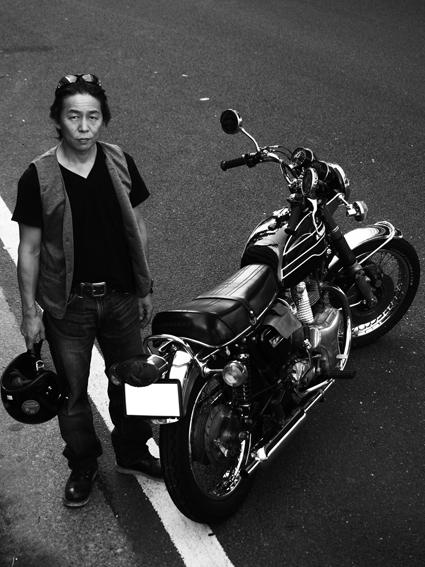 5COLORS「君はなんでそのバイクに乗ってるの?」#99_f0203027_181694.jpg