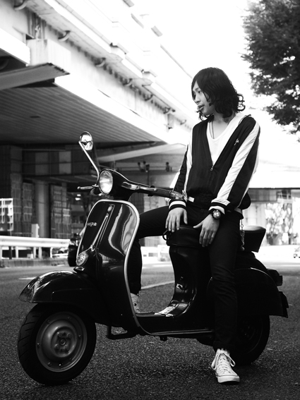 5COLORS「君はなんでそのバイクに乗ってるの?」#99_f0203027_1817626.jpg