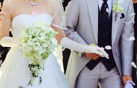 新郎新婦様からのメール アニヴェルセルみなとみらいの花嫁様から、ブーケへの言の葉_a0042928_2235014.jpg