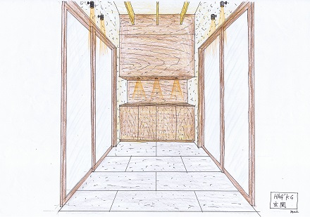 NEW 『陶芸工房ギャラリー』設計中。_e0197748_1735156.jpg