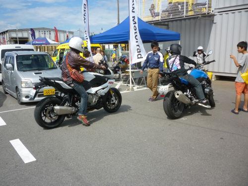 伏見デルタ祭2015/BMW試乗会_e0254365_20472260.jpg