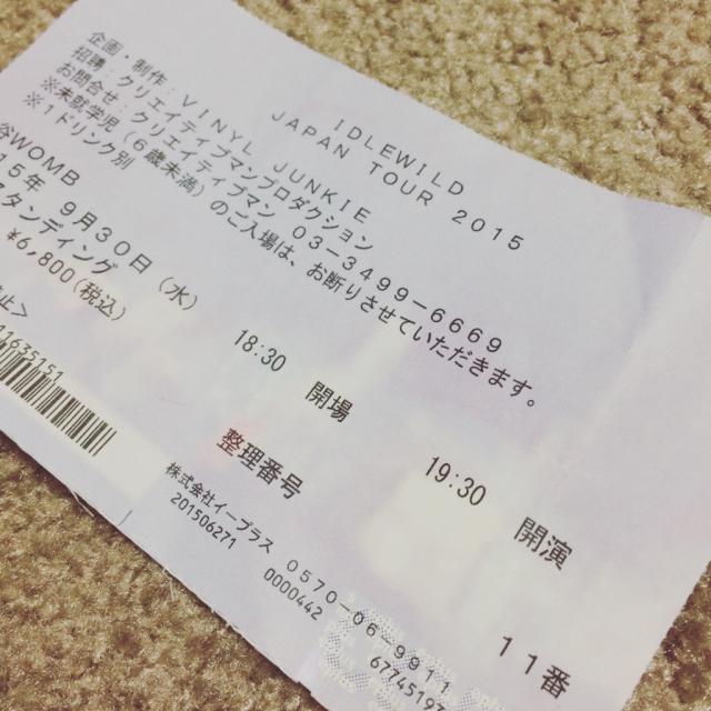 アイドルワイルド@渋谷ウーム2日目_b0009671_12305597.jpg