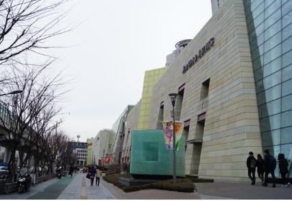2015年春ソウル旅その1 建大(コンデ)のスターシティモールでランチ_a0223786_105219.jpg