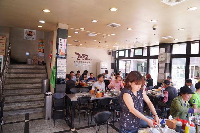 2015年春ソウル旅その3 今さら、実は初!「チンオックァ・ハルメ・ウォンジョ・タッカンマリ」_a0223786_727695.jpg