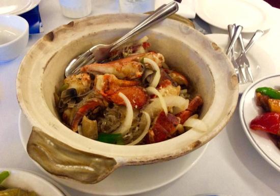 Victoria Chinese Restaurantでロブスター_d0129786_15371787.jpg