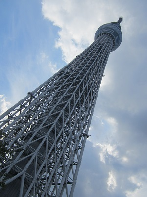 シルバーウィークは またまた東京 東京スカイツリーだじょ~(^-^)/_e0123286_2253792.jpg