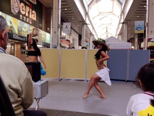 Tahitian dance festival IN古町_d0256587_14461249.jpg