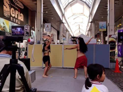 Tahitian dance festival IN古町_d0256587_14461443.jpg